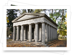 Mausoleums